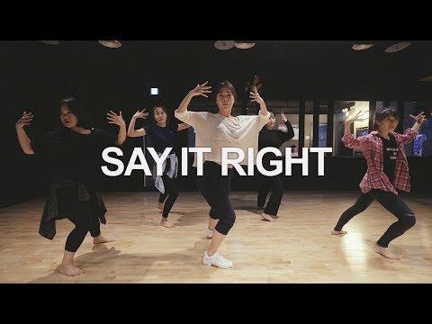 Nelly Furtado - Say It Right / Sohee Jazz Dance Choreography