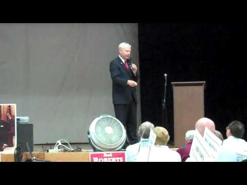 Rod Roberts - 2nd Congressional District GOP Convention.MP4
