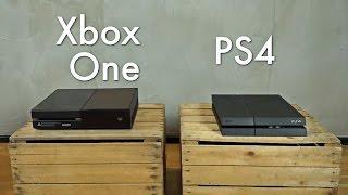 PS4 vs Xbox One colepsze 3