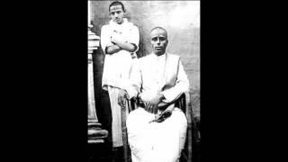 Musiri Subramanaya Iyer - Neerajakshi - Raagam Hindolam