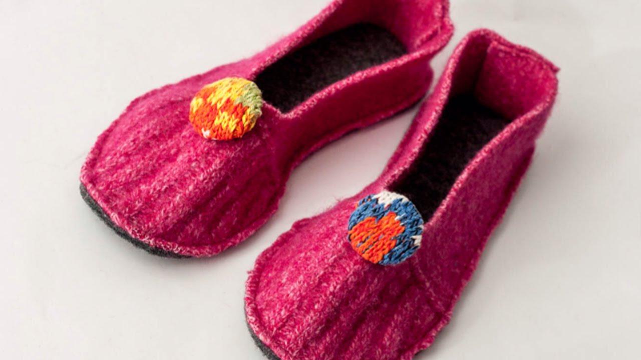 arriva nuovo di zecca stile classico Crea delle Divertenti Pantofole da Casa - Fai da Te Style - Guidecentral