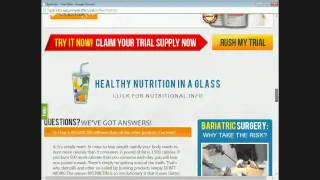 Bystrictin - Weight Loss Shake - How To Lose Weight fast?