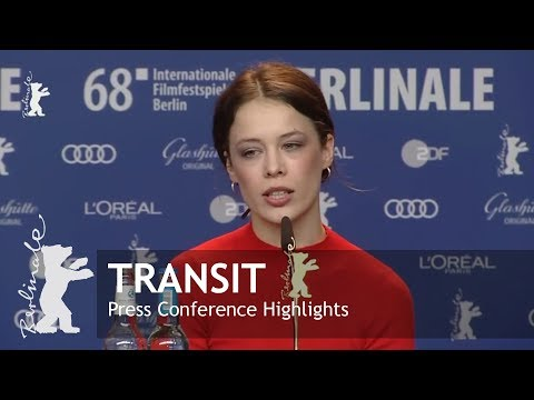 Transit | Press Conference Highlights | Berlinale 2018