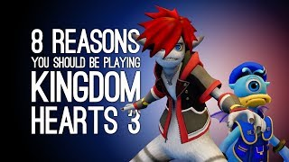Kingdom Hearts 3: 8 Reasons You're a Fool for Ignoring Kingdom Hearts This Long