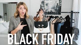 Black Friday 2017 Haul | Deals & Discount Codes