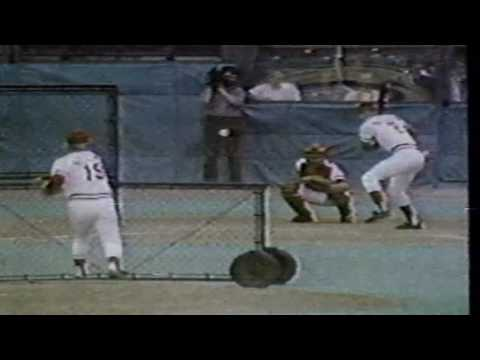 1984 NBC Super Slam Contest - Reds Gary Redus vs Braves Dale Murphy