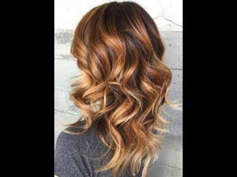 كيفيه الحصول على اللون الشعر العسلي بدون سحب اللون Youtube