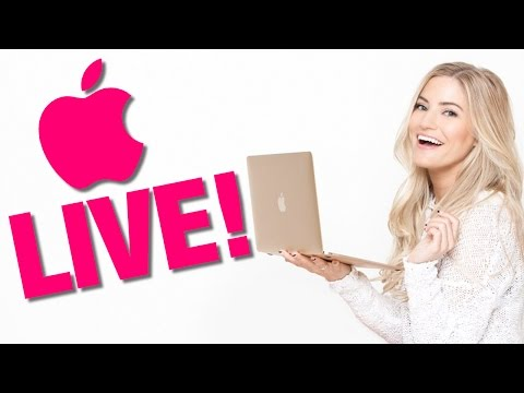 🔴 Apple Event Livestream - iPhone 7 and Apple Watch Series 2 | iJustine