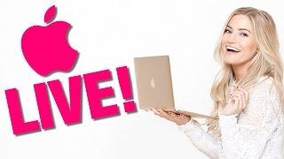 🔴 Apple Event Livestream - iPhone 7 and Apple Watch Series 2   iJustine