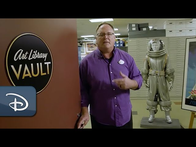 A Virtual Tour of Walt Disney Imagineering - Part 5 | #DisneyMagicMoments