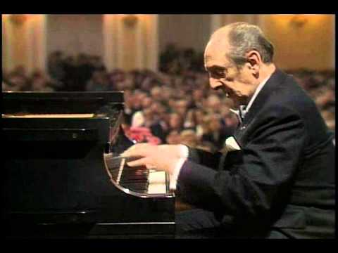 Vladimir Horowitz plays Rachmaninoff : Prelude 5 In G Minor