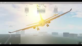 Motor-Ärger | Skandinavischer Flug 1408 | Roblox Air Crash Investigation