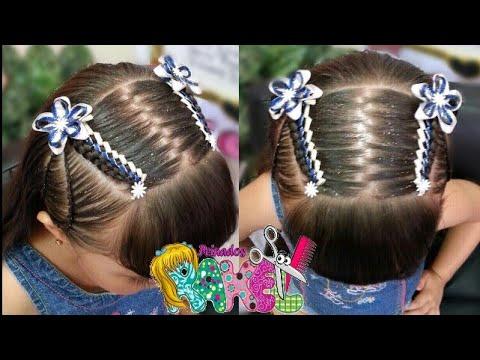 Peinado Infantil Casual Facil Y Rapido Peinados Rakel 41