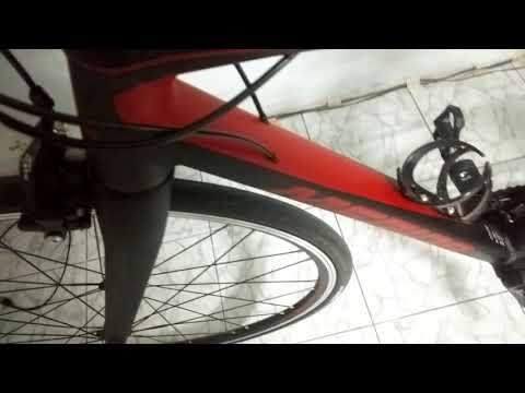 รีวิวจักรยานเสือหมอบ merida scultura 400
