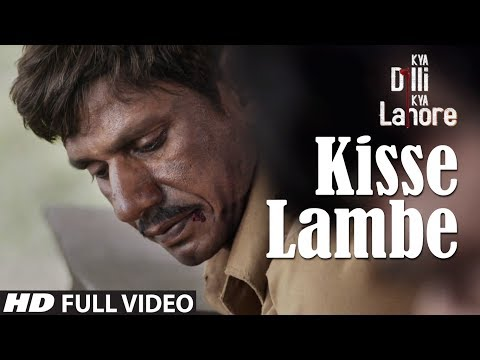 Kisse Lambe Full Video Song   Kya Dilli Kya Lahore   Sukhwinder Singh   Gulzar