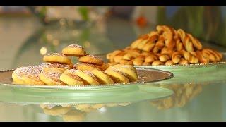 Choumicha : Biscuits aux amandes | شميشة : بسكويت باللوز