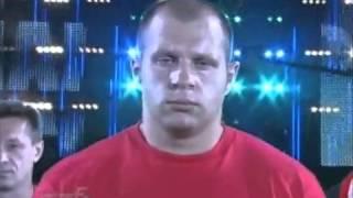 One Of The Most Intense MMA Entrances - Fedor Emelianenko