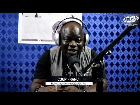SPORTFM TV -  COUP FRANC DU 04 OCTOBRE 2018 PRESENTE PAR FRANCK NUNYAMA