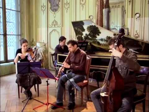 Telemann - Quatuor Parisien / Modéré - Capriccio Stravagante