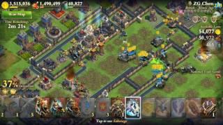 Dominations World War: Ryan Tran Vs ZG Chen (Top 1 World Players Ranking)