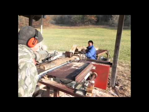 Make High Value Wood Products from Small-Diameter Logs