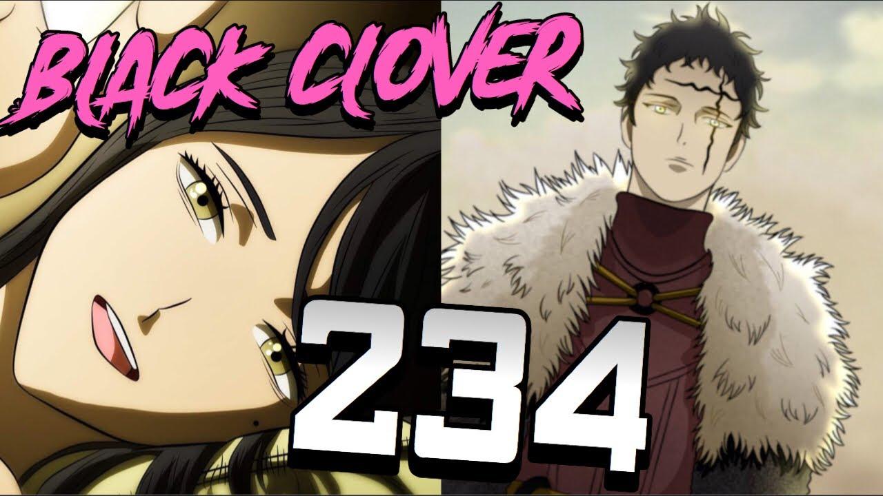Yuno S Royal Family History Black Clover Chapter 234 Youtube