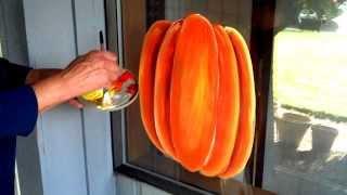 Shading A Fall Pumpkin