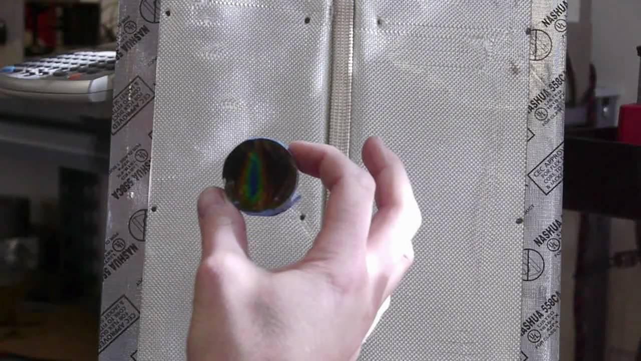 Low-cost DIY thermal imaging - liquid crystal paint ...