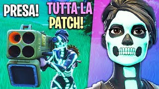 ALL THE PATCH! SKULL TAKE and NEW Fortnite MODE