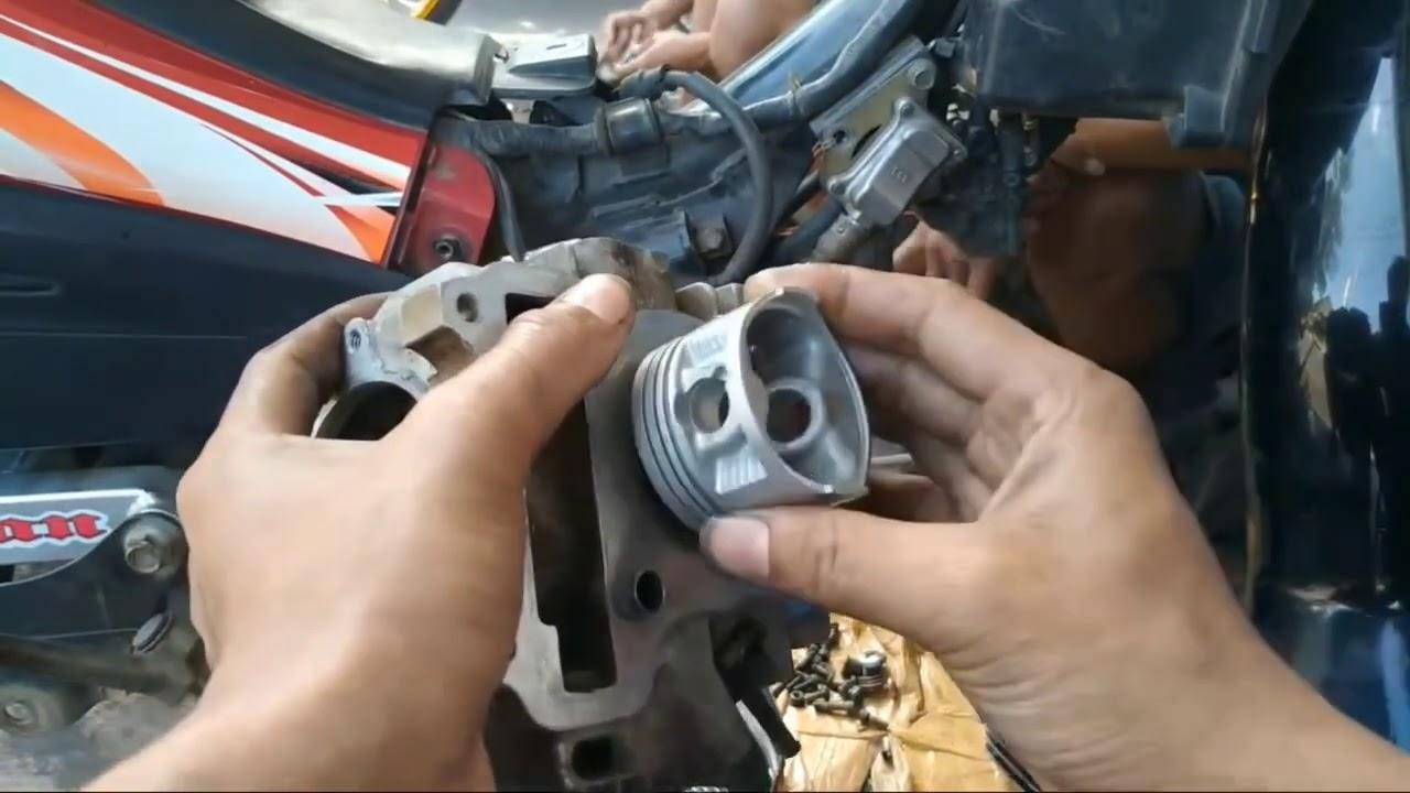 cara pasang piston yg benar pada jup z dan pahami fungsinya