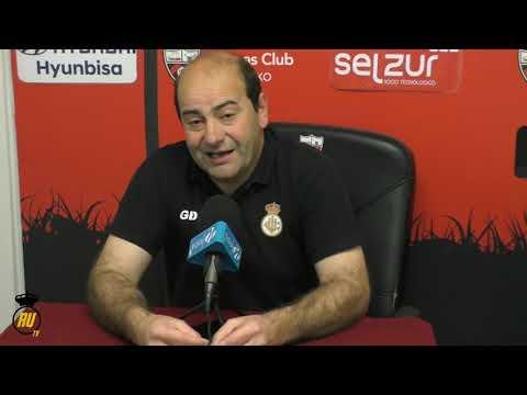 Jornada 25. Rueda de prensa post de Alberto Iturralde