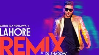 High Rated Gabru Remix / DJ Shadow Dubai / Guru Randhawa