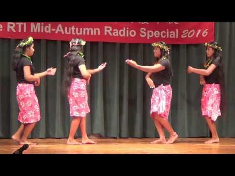 【央廣英語】Mid-Autumn Special: Kiribati Dance Performance