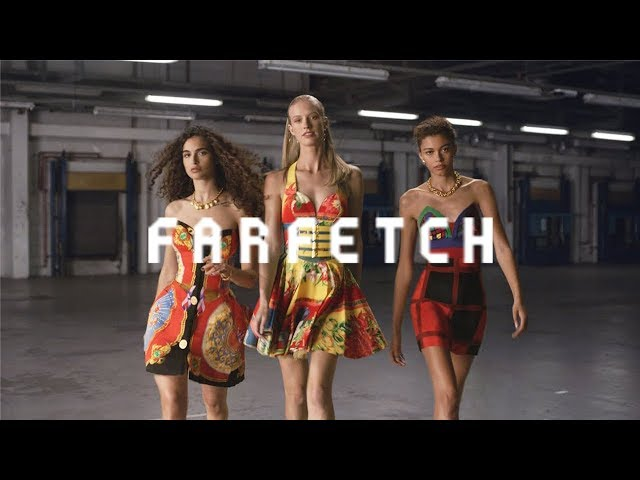 The Gianni Versace archive collection | Farfetch