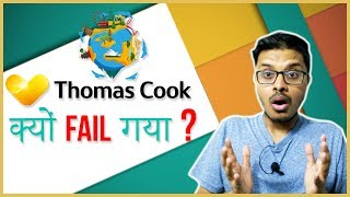 Why Did Thomas Cook Collapse? 😢   Business Model  Thomas Cook Bankruptcy HINDI Case Study  
