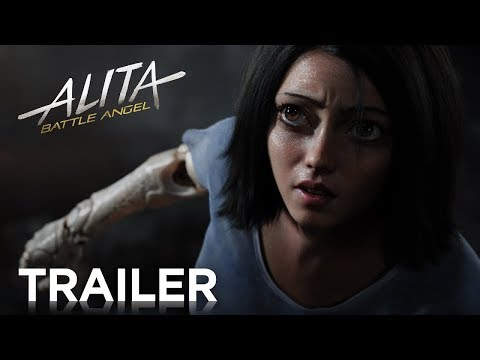 Alita: Battle Angel | Official Trailer #1 | HD | NL/FR | 2019