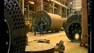 Processo de Fabricação Caldeiras ( Vídeo em Inglês + Acionar CC P/ Português )