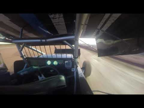 Branstin Shues first time in a 305. - dirt track racing video image