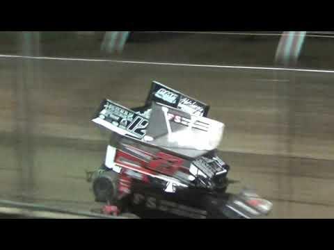 Delta Speedway - Turkey Bowl 2018 - Caeden Steele - Heat Nt. 1
