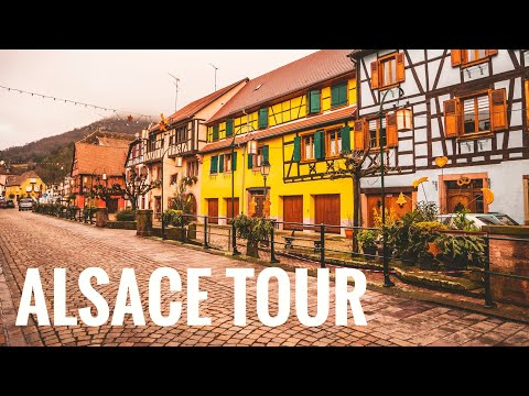 Alsace France Top Destinations? Ribeauville & Colmar!