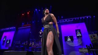 FANTASIA PERFORMS WHEN I SEE YOU AT STEVE HARVEY