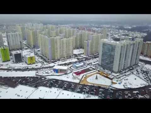 """Каток в ТЦ """"Мега Химки"""""""