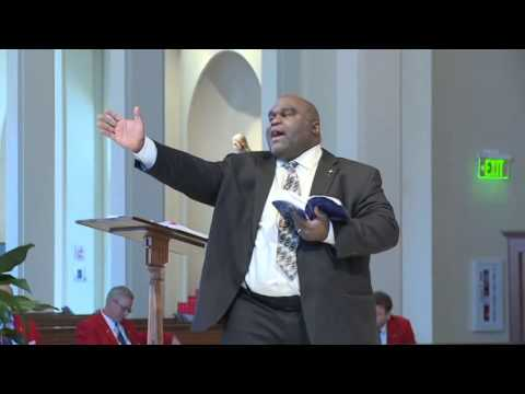 Charlotte Catholic Men's Conference 2014 - Deacon Harold Burke-Sivers