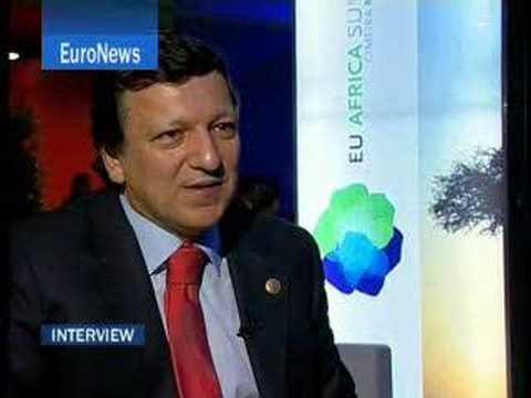 EuroNews - Interview - José Manuel Barroso