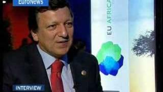 EuroNews - Interview - José Manuel Barroso thumbnail