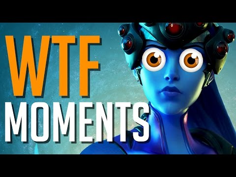 OVERWATCH FUNNY MOMENTS #39 SCARE WIDOW