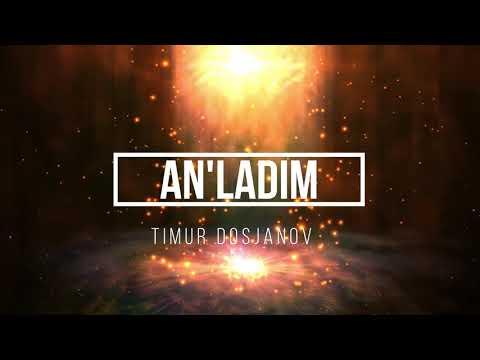 Timur Dosjanov - An'ladim (Lyric Video Clip)   Тимур Досжанов - Анладым (Текст Песен) 2018
