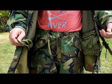 Gore-tex Gen 2 ECWCS Parka & Pants Review