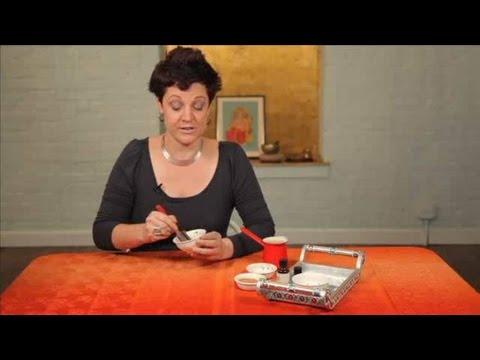 Jacquard Mehndi Henna Kit Ingredients : How to mix henna & mehndi art youtube