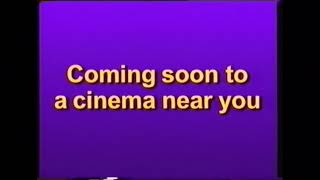 Mulan (1998) Teaser Trailer (VHS Capture) (Coming  soon to a cinema near you)